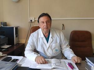 Шиманко Александр Ильич, д.м.н., профессор, Москва